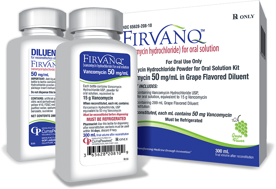 CutisPharma announces FDA approval of FIRVANQ™
