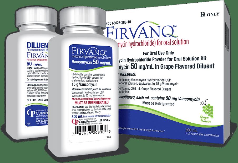 CutisPharma Announces FIRVANQ™